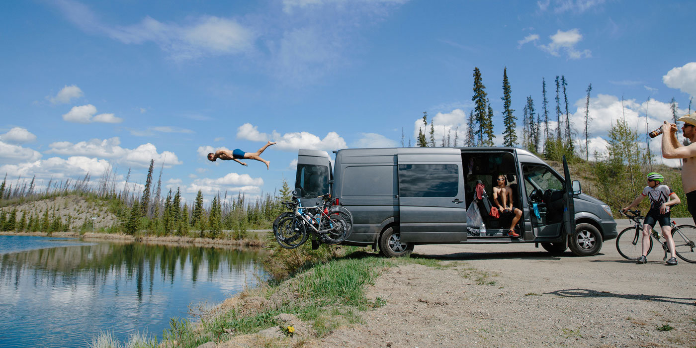 San Francisco to Anchorage: A Round-the-Clock Ride