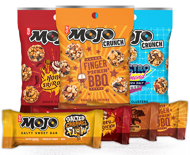 Clif Mojo Family Pack packaging