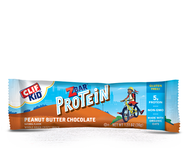 Peanut Butter Chocolate Flavor packaging