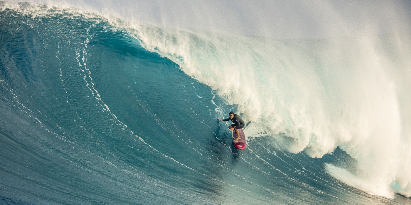 Surfer Greg Long on the Big Picture