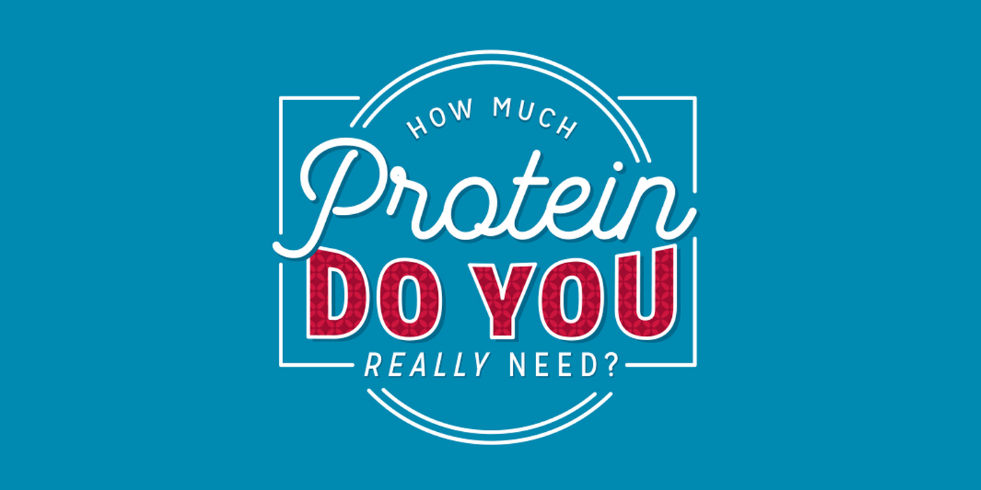 Protein Matters
