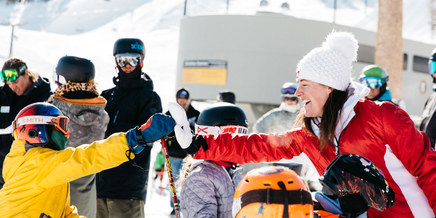 How Skiing Equals Math, and Other Life Lessons